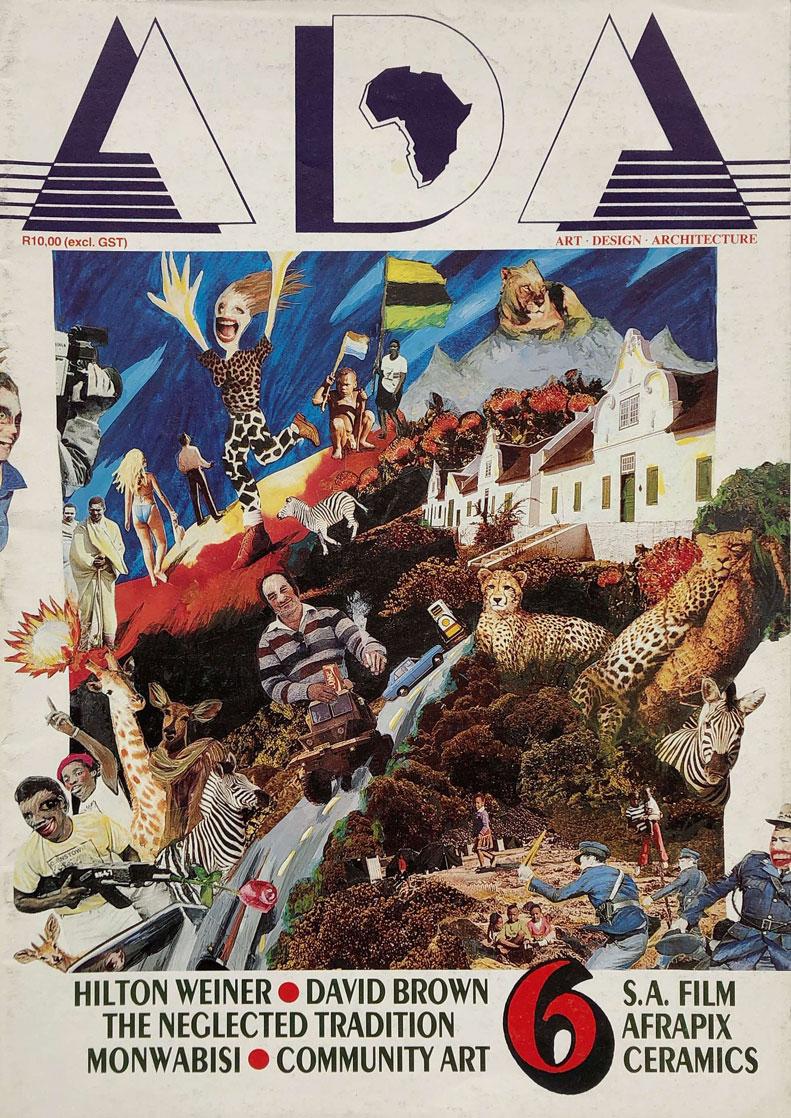 ADA No. 6 1988