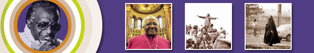 Archbishop Emeritus  Mpilo   Tutu