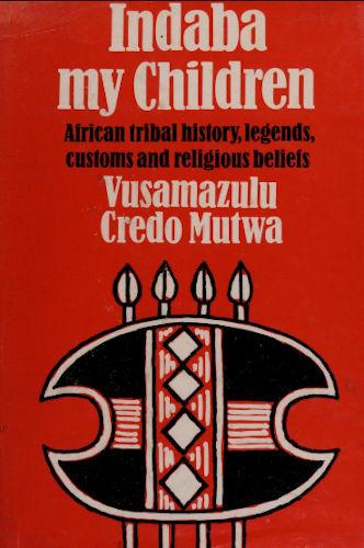 Indaba, My Children (1964)