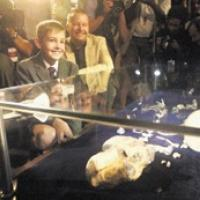 Infant hominid discovered