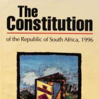 South Africa's new constitution is approved